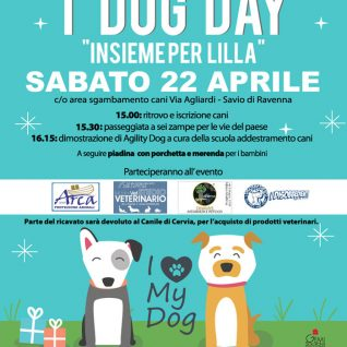 1# Dog Day – 22 Aprile