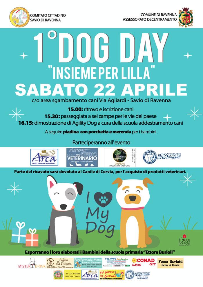 1# Dog Day Cervia
